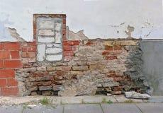 Das Konzept der Abstraktion der städtischen Architektur Das wa Stockfotos