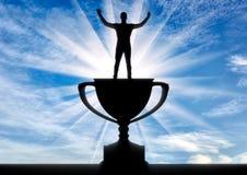 Das Konzept der Führung im Geschäft Lizenzfreie Stockfotos