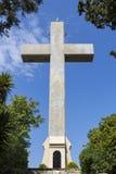 Das Kreuz von Filerimos Lizenzfreie Stockfotografie