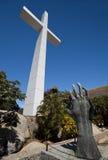 Das Kreuz von Trouyet - Acapulco Stockfotografie