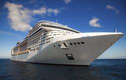 Das Kreuzfahrtschiff Lizenzfreie Stockfotografie
