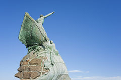 Das Kriegdenkmal von Marseille in Frankreich Stockfotos