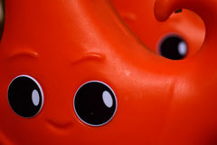 Das lächelnde Spielzeug Lizenzfreie Stockfotos