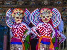 Das Ladakh-Festival 2017 lizenzfreie stockbilder