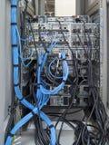 Das LAN-Kabel Stockfotografie