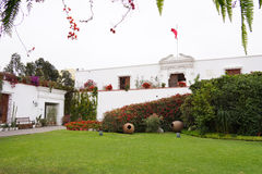 Das Larco-Museum, Lima, Peru Lizenzfreie Stockbilder