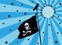 Das Leben des Piraten für mich Stockfotos
