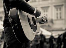 Das Leben mit Musik ist alles, das ich wünsche Lizenzfreies Stockfoto