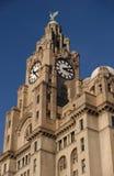 Das Leber-Gebäude Stockfotos