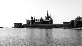 Das legendäre Kalmar-Schloss Lizenzfreie Stockfotografie