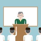 Das Lernenklassenzimmer lizenzfreies stockfoto