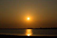 Das Licht der Sonne Lizenzfreie Stockfotografie