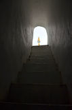 Das Licht des Dhamma lizenzfreie stockfotos