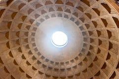 Das Loch im Pantheon lizenzfreie stockfotos