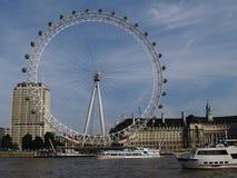 Das London-Auge Lizenzfreie Stockbilder