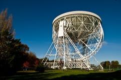 Das Lovell Teleskop Stockfotografie