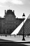 Das Luftschlitz-Museum in Paris Lizenzfreies Stockbild