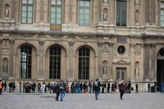 Das Luftschlitz-Museum in Paris stockfotos