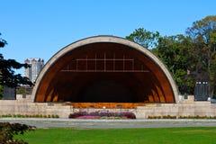 Das Luken-Shell, Boston, MA. lizenzfreie stockbilder