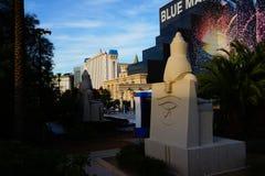 Das Luxor-Hotel u. das Kasino 102 lizenzfreies stockbild
