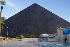 Das Luxor-Hotel u. das Kasino 101 lizenzfreie stockfotografie