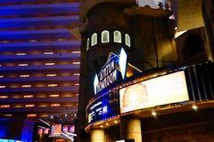 Das Luxor-Hotel u. das Kasino 53 stockfoto