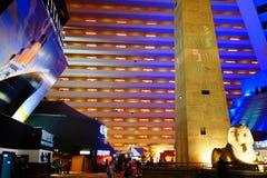 Das Luxor-Hotel u. das Kasino 52 lizenzfreies stockfoto
