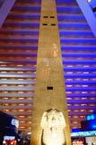 Das Luxor-Hotel u. das Kasino 45 stockfotos
