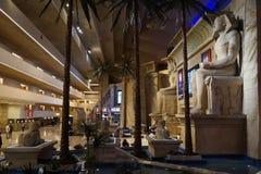 Das Luxor-Hotel u. das Kasino 15 lizenzfreie stockfotos