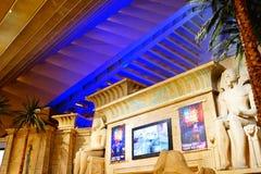Das Luxor-Hotel u. das Kasino 13 lizenzfreie stockbilder