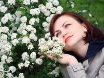 Das Mädchen in den Träumen Lizenzfreie Stockfotos