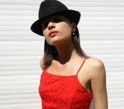 Das Mädchen von Havana Lizenzfreie Stockbilder
