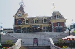 Das Märchenschloss stockfoto