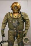 Das Mannequin wird in a gekleidet   Lizenzfreies Stockbild