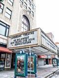 Das Markstein-Theater Lizenzfreie Stockbilder