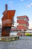 Das MAS-Museum in Antwerpen, Belgien Stockfotos