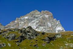 Das Matterhorn Stockbilder