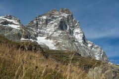 Das Matterhorn Stockfotos
