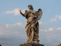 Das Mausoleum von Hadrian Lizenzfreies Stockbild