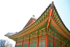 Das Mausoleum von Wang Kon der Gründerkönig Lizenzfreies Stockbild
