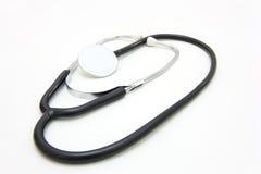 Das medizinische stetoskop Lizenzfreie Stockfotos