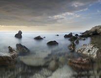Das Meer Stockfotos