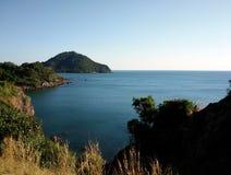 Das Meer Stockbild