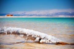 Das Meer des BADEKURORTES Stockbilder