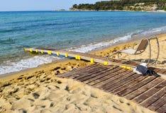 Das Meer für Behinderte Lizenzfreie Stockbilder