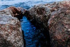 Das Meer machen mich immer ruhig stockfotos