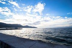 Das Meer nennt Stockfotos