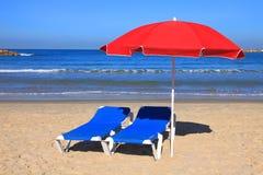 Das Meer wartet auf Sie! Stockfoto