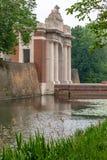 Das Menin-Tor, Ypres stockbilder