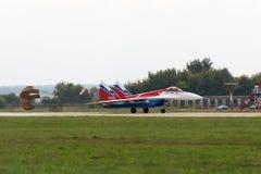 Das MiG-29 Stockfoto